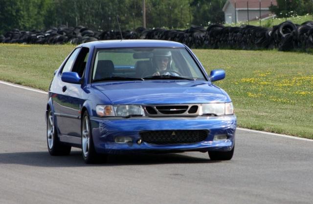 NA National Saab Track Day 019