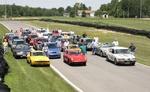 NA National Saab Track Day 035