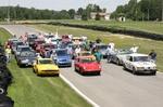 NA National Saab Track Day 036