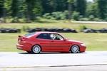 NA National Saab Track Day 058