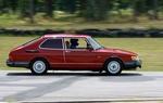 NA National Saab Track Day 069
