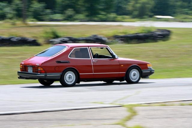 NA National Saab Track Day 076