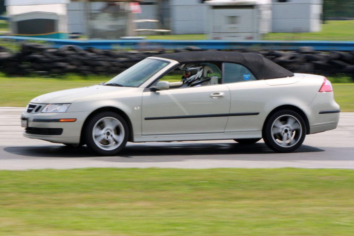 NA National Saab Track Day 101
