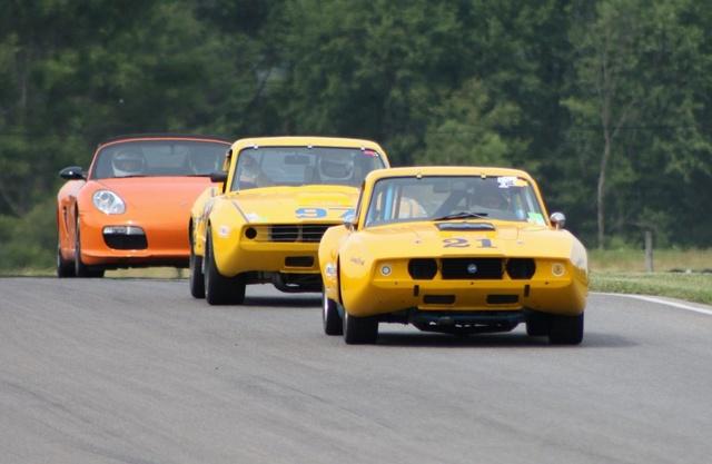 NA National Saab Track Day 113
