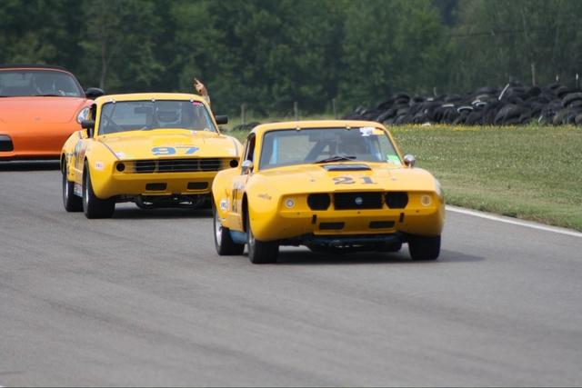 NA National Saab Track Day 114