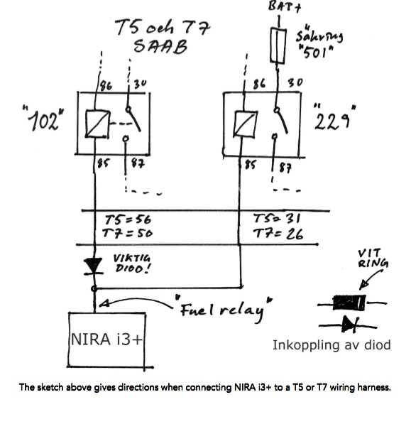 wiring diagram for 1990 saab 900