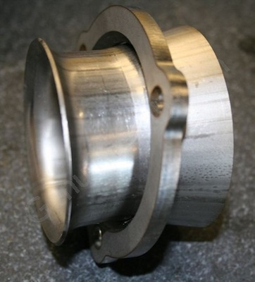 Downpipe Flange Assy Stainless T25 Td04 To 3in